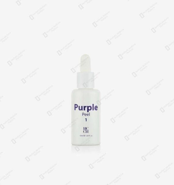 purple peel