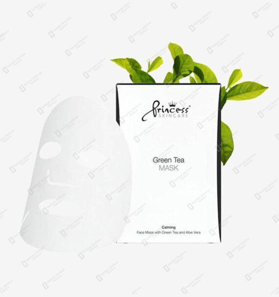 princess green tea mask