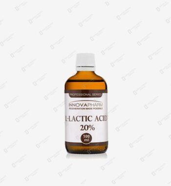 Lactic Acid 20% peeling